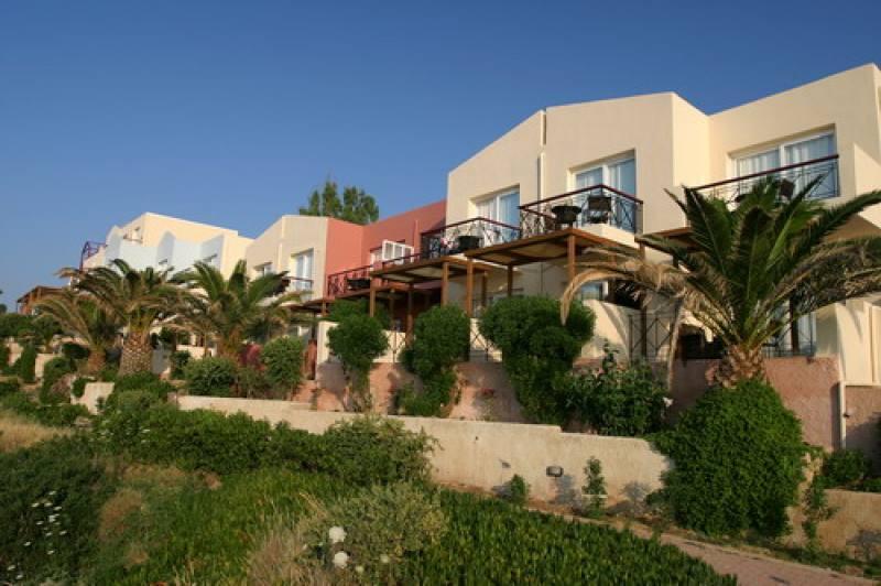 Hotel Erytha - Karfas - Chios